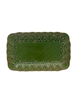 Picture of Platter 34 Green/Brown