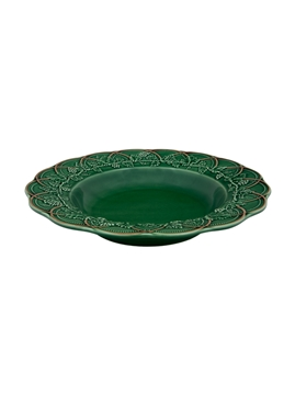 Picture of Salad Bowl 29 Green/Brown