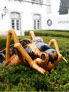 Picture of Giant Wasp