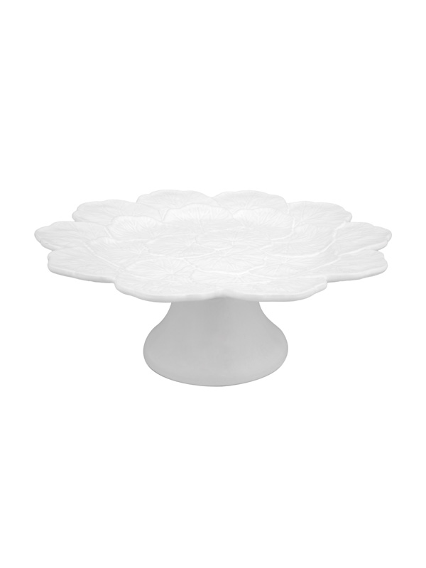 cake stand 33 white