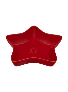 Picture of Star Bowl 37 Red