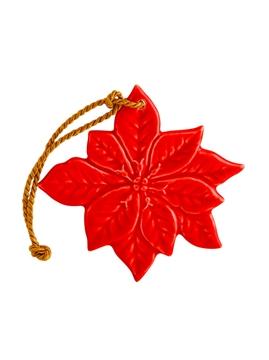 Imagens de Pendente Flor de Natal