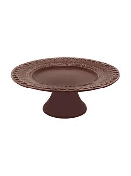 Picture of Fantasia - Cake Stand 22 Cocoa