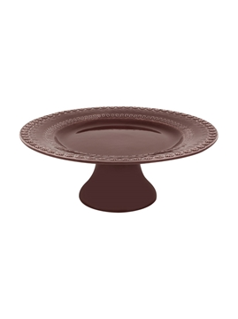 Picture of Fantasia - Cake Stand 28 Cocoa