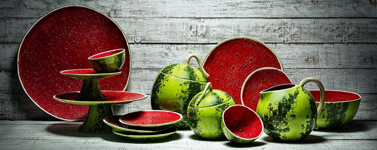 Color, creatividad, frescura y alegría!
